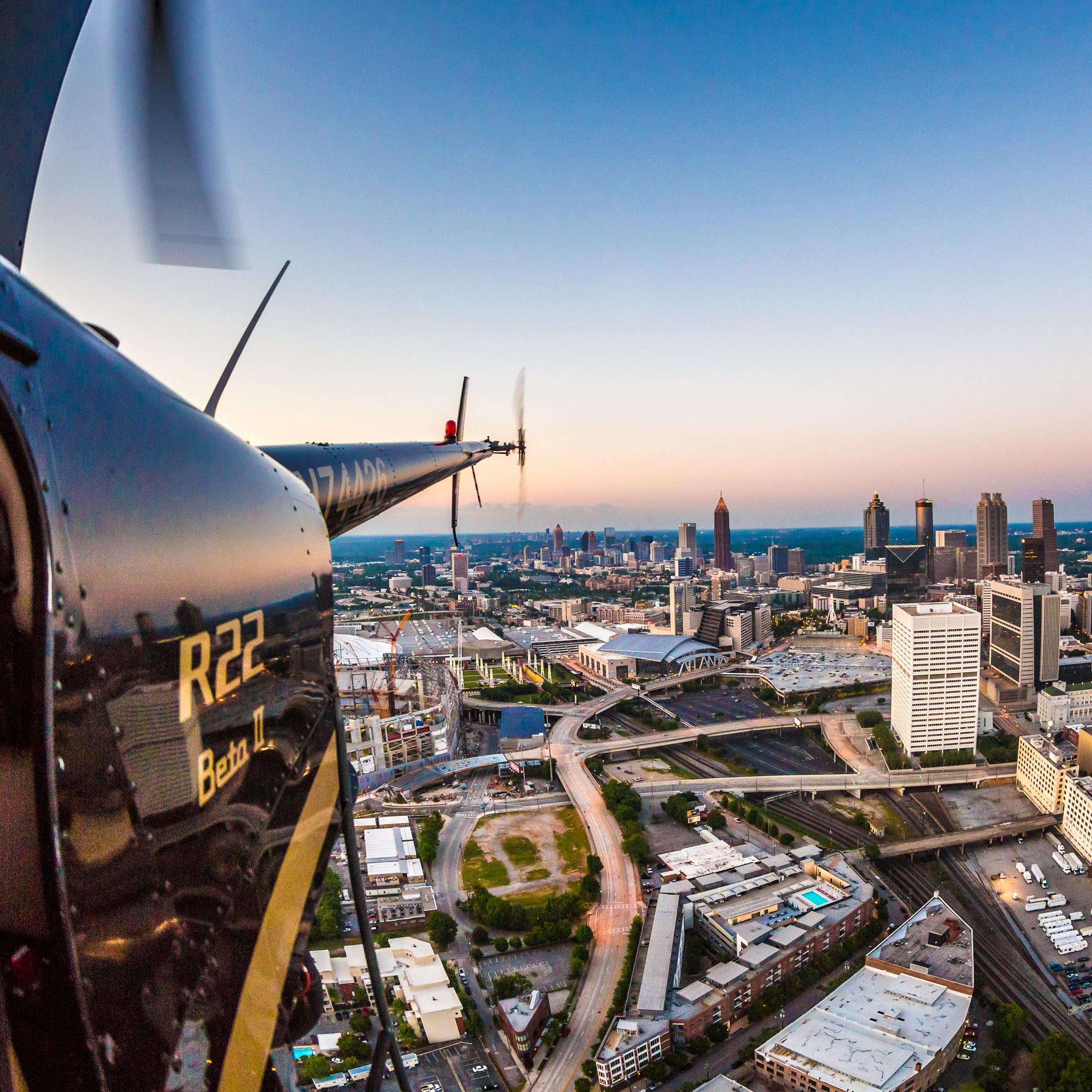 Helicopter Tour Atlanta Groupon